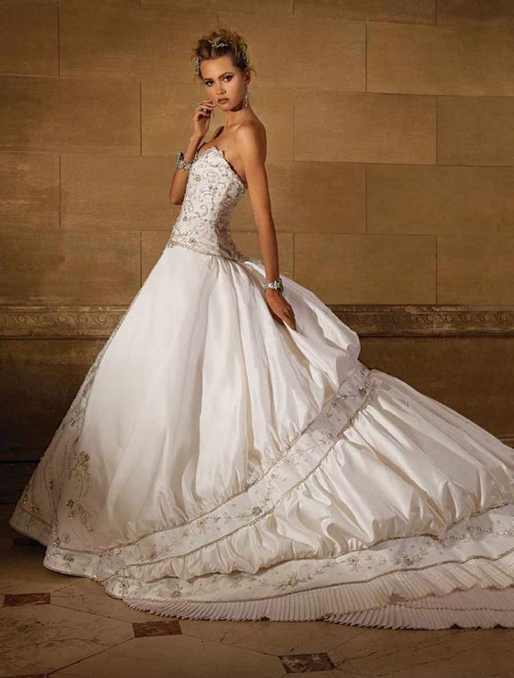 1000 images about eve of milady wedding gowns at your for Inexpensive designer wedding dresses