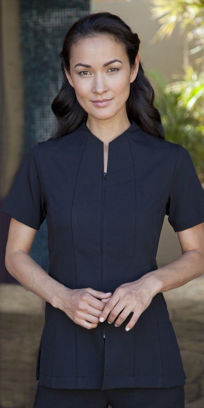 Ladies Victoria Spa Tunic:SharperUniforms.com