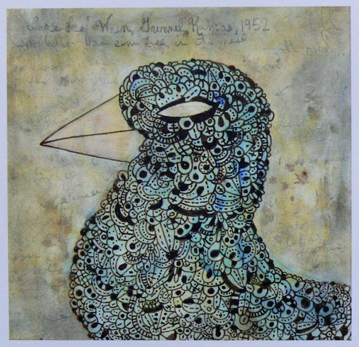 Jeremy Pruitt, Loose Leaf Wren, 2007