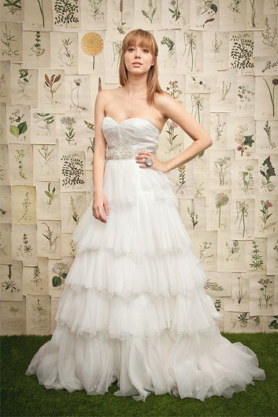 Beautiful wedding dresses from Ivy & Aster! http://www.weddingwindow.com/blog/2011/07/12/vendors-we-heart-ivy-and-aster/