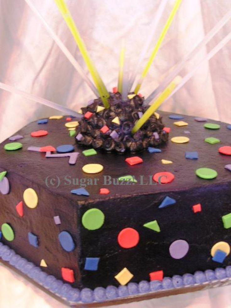 Aj Th Bday Cake