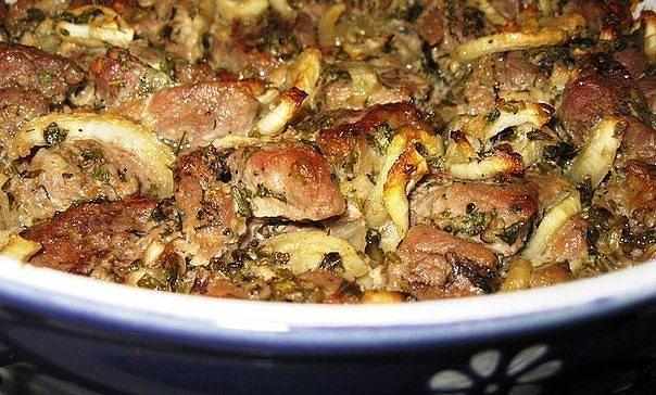 (36) Одноклассники Мясо по-грузински  - настоящая кавказская вкуснятина!