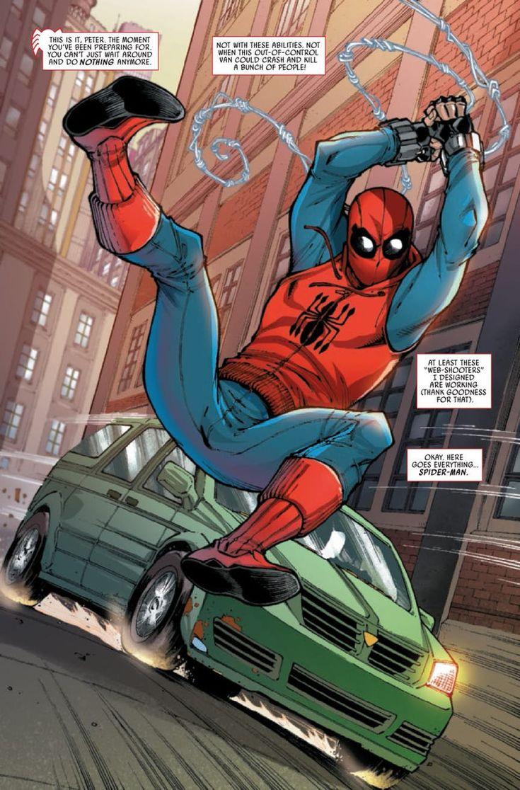 U Spiderman Spider-Man: Hom...