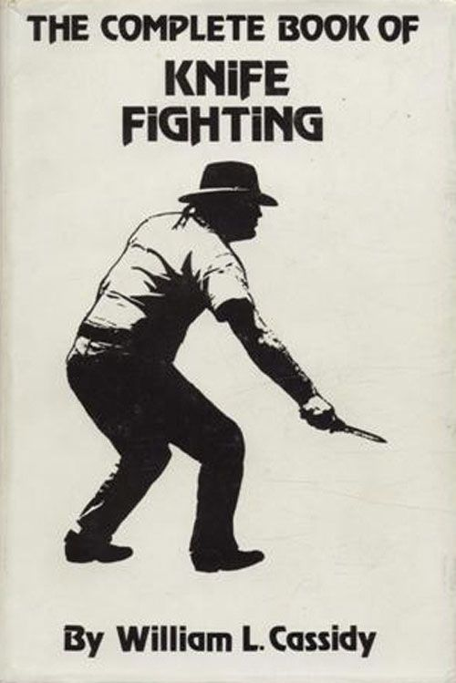 hand to hand combat.  This book is very insightful .. I recommend a punching dummy and a practice knife and practice.  It's not as easy as the book suggest.