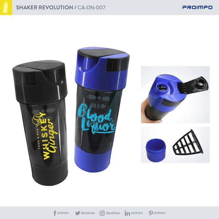 CA DN 007 Shaker Promocionales Proimpo