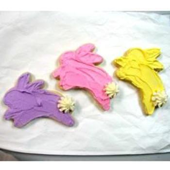 Bunny Cookies: Sugar Cookies, Desserts Recipes, Desserts Bunnies, Easter Bunnies, Easter Sugar, Cookies Recipes, Easter Eggs, Bunnies Cookies, Easter Cookies
