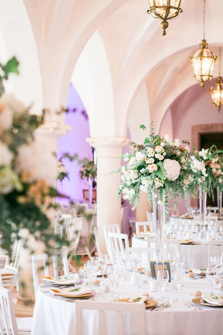Decoração de Casamento Prometo Amar-te Palácio de São de Marcos