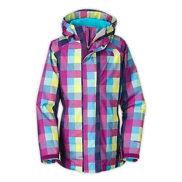 Michayla~ The North Face Girls' Jackets & Vests GIRLS' VESTAMATIC TRICLIMATE® JACKET