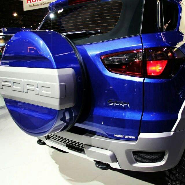 Image Result For Ford Ecosport Facelift Brochure