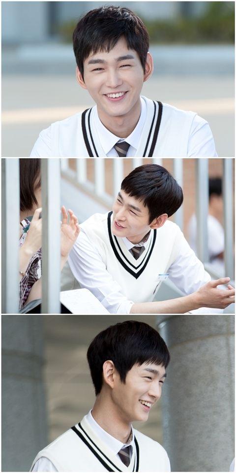 Cheer Up's  Lee Won Geun