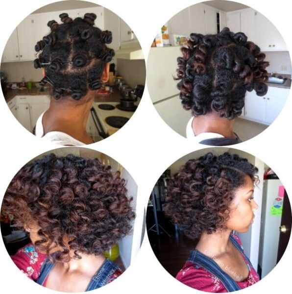 Bantu Knot Out - Black Hair Information Community