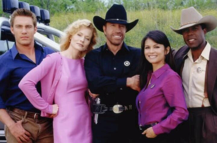 Walker Texas Ranger Cast