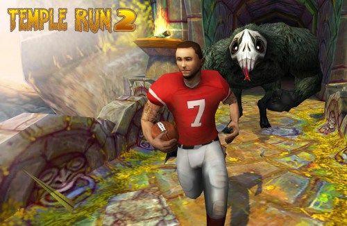 Game Penguras Baterai Smartphone Android - Temple Run 2