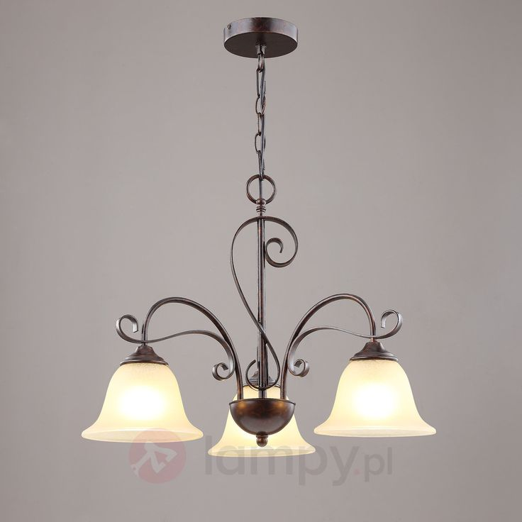 Romantyczna lampa wisząca SVERA 9620541