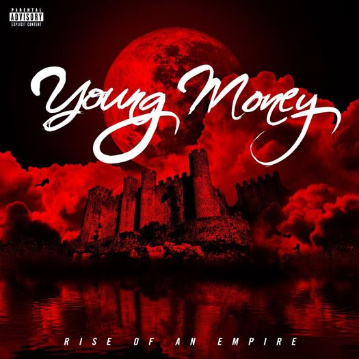 "Tracklist For Young Money's ""Rise Of An Empire"" Album- http://getmybuzzup.com/wp-content/uploads/2014/02/258607-thumb.jpg- http://getmybuzzup.com/tracklist-young-moneys-rise-empire-album/- By Danny M Young Money have revealed the official tracklisting for their forthcoming compilation, Young Money: Rise Of An Empire, which will be released in stores on March 11th. The project will contain 12 songs with features from Lil Wayne, Drake, Nicki Minaj, Tyga, Chanel West Coast"