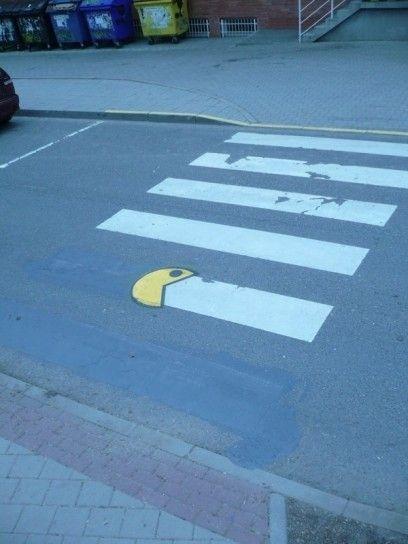 Pac Man Stradale