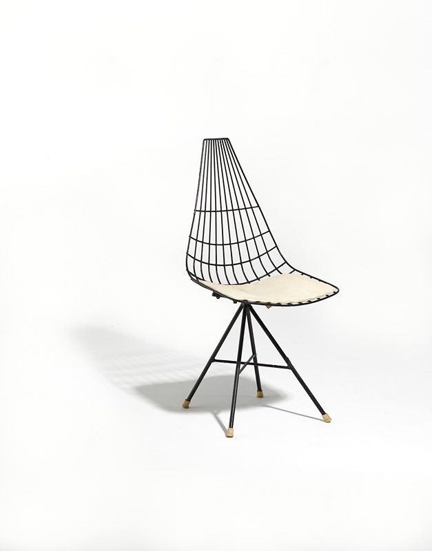 Clement Meadmore Michael Hirst, Michael Hirst DC 601A Chair 1957, National  Gallery Of Victoria. Mid Century ...