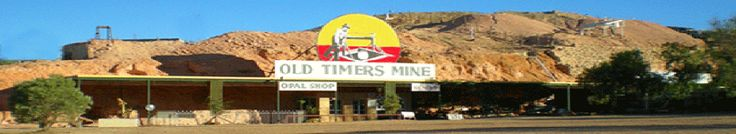 Old Timers Mine, SA Finalist - Australian Tourism Awards 2011 - Tourist Attractions @QATAINFO #Australia The Old Timers Mine, Coober Pedy has an original opal mine, dug out with a pick and shovel in 1916, done a helmet to experience the old days of mining. While underground, the visitor can look at a range of mining relics and hear the story of local opal mining  In the museum is Coober Pedy relics, a true look back in to our history.