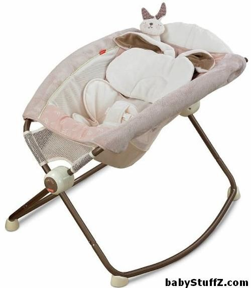 Baby Rocker - Fisher-Price My Little Snugabunny Newborn Rock n' Play Sleeper - Best Baby Jumpers Bouncers and Swings in 2015 #babyBouncer #babyBouncerSeat #babyBouncers #babyJumper #babyJumperoo #babyJumpers #babyRocker #babyRockers #babySwing #babySwings #BabySitterBalance #bestBabyJumper #bestBabySwing #bestBabySwings #bouncerForBaby