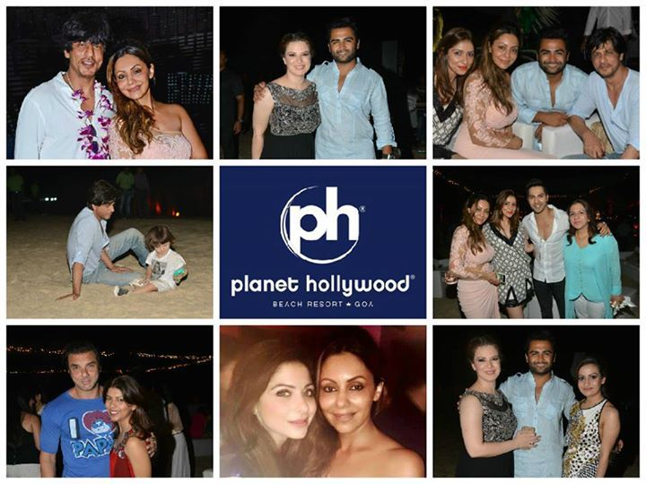 Planet Hollywood Beach Resort Goa, launches with a mega bash!  Planet Hollywood Beach Resort Goa, the much anticipated Hollywood themed resort located on the Uttorda Beach in South Goa opened its gate with a celebrity studded affair at the resort itself on Tuesday, 14th April, 2015. This enormous resort turned into a party spot for the who's who for the Bollywood fraternity.  Check out more details at http://goo.gl/8AGYN7  #PlanetHollywood #PlanetHollywoodGoa #5StarBeachResort