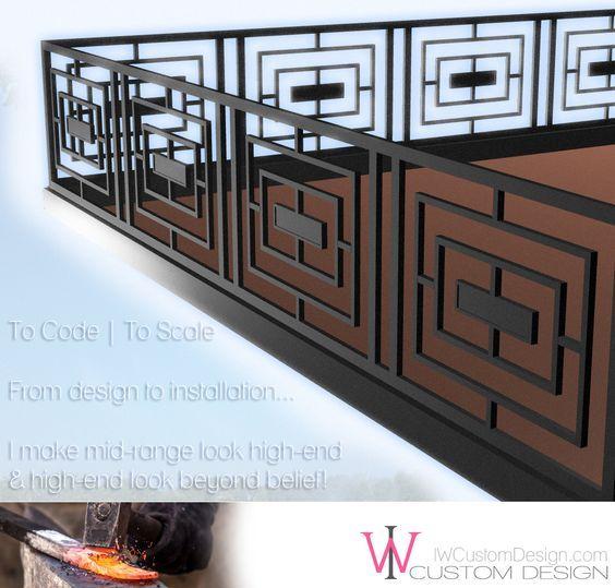 Best 20+ Wrought iron railings ideas on Pinterest ...