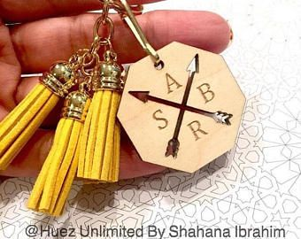 SABR Keychain/Muslim keychain/Gift for Muslims/Zipper Pull/Quran verse charm/Muslim Gift/Muslim party favors/Backpack Pull/Islamic Gift
