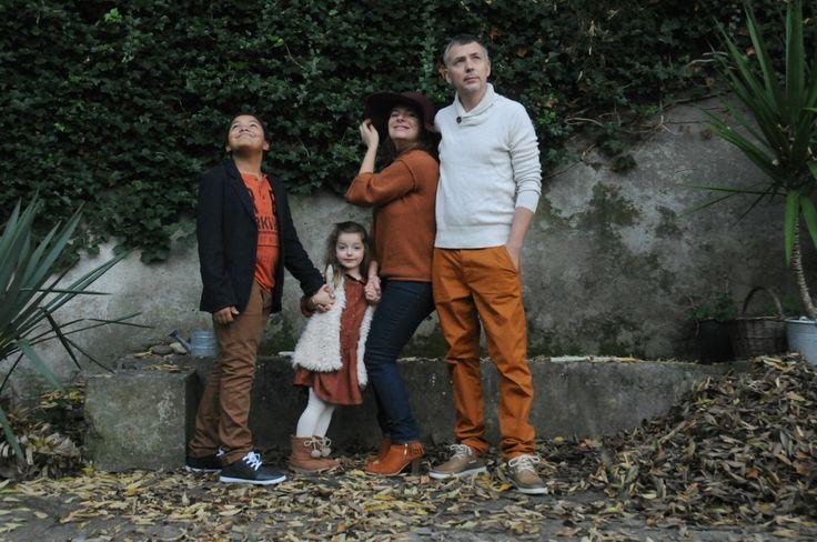 Chaque mois, Kiabi habille une famille, et pour ce mois de novembre c'était notre tour.
