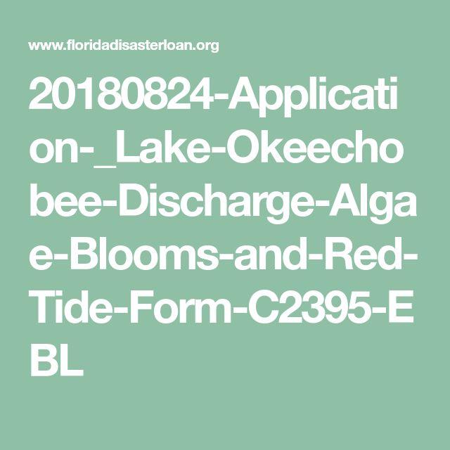 20180824Application_LakeOkeechobeeDischargeAlgae