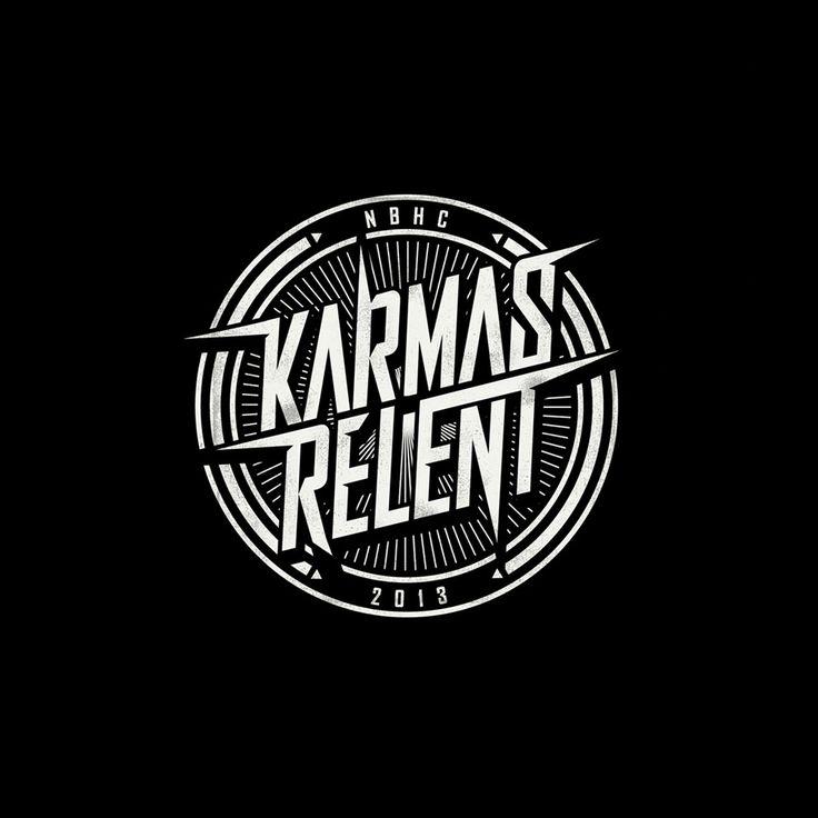 Karmas Relent Logo Design