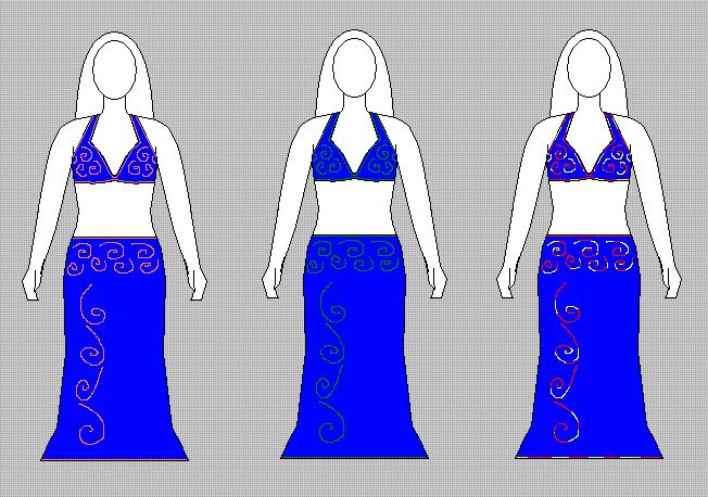 Shushanna Designs: How to Design Costumes