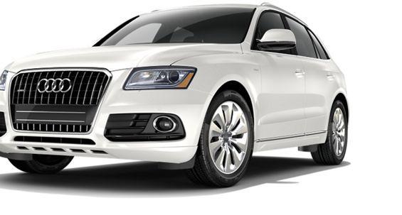 2016 Audi Q5 hybrid: quattro® - Price - Specs | Audi USA