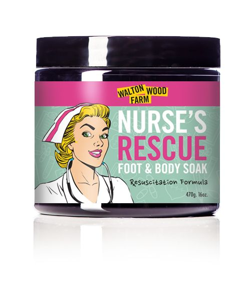 $22. Slow down, STAT! You need to take a minute before you flat-line. Your patients need you, but you need your patients. #WomenSmellPretty #WaltonWoodFarm #UniqueGifts #NursesRescue #BodyScrub
