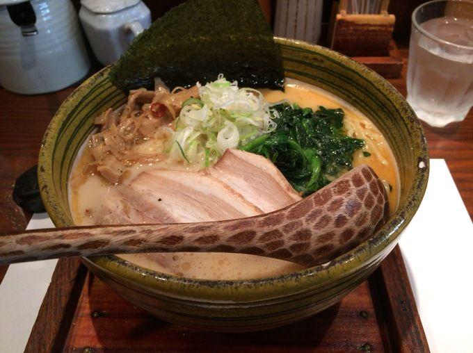 【吉祥寺駅】鯛ラーメンは鯛の風味がガツンとくる「真風」