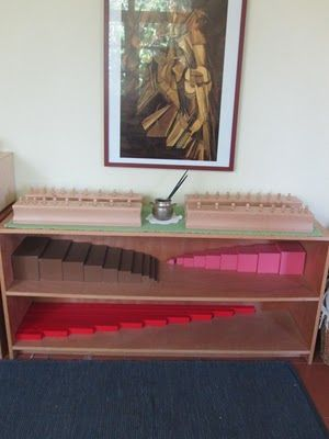 Montessori sensorial activities - lots of links to activities