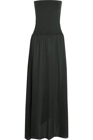 c1cbe33e170 ERES Zephyr Ankara cotton-jersey maxi dress. #eres #cloth #beachwear ...