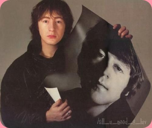 ~Too Late For Goodbyes ~Julian Lennon, my favorite Beatle son by far, and a brilliant genius in his own right ~*