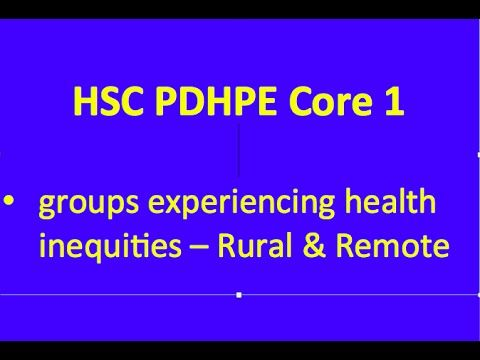 HSC PDHPE Core 2 - Anxiety and Arousal - YouTube