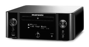 Marantz Announces New M-CR510 and M-CR610 Wireless Network Stereo Receivers Featuring Apple's Airplay: Top-Quality Sound from All Your Favorite Sources  http://audiovisualinfo.com/marantz-shows-new-stereo-network-receivers/