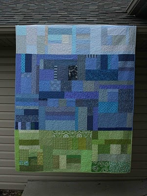 """Lazy Summer Days"" (from Amandajean/Crazy Mom Quilts)"