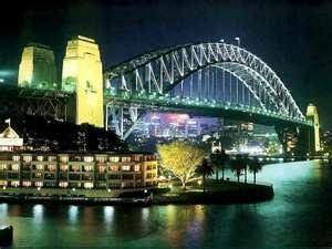 FAMOUS PLACES TRAVEL: sydney harbour bridge history