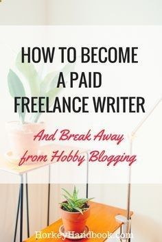 Become a Paid Freelance Writer: How Laura moved on from content mills and pennies per word to get paid her worth as a true freelance writer for the web.