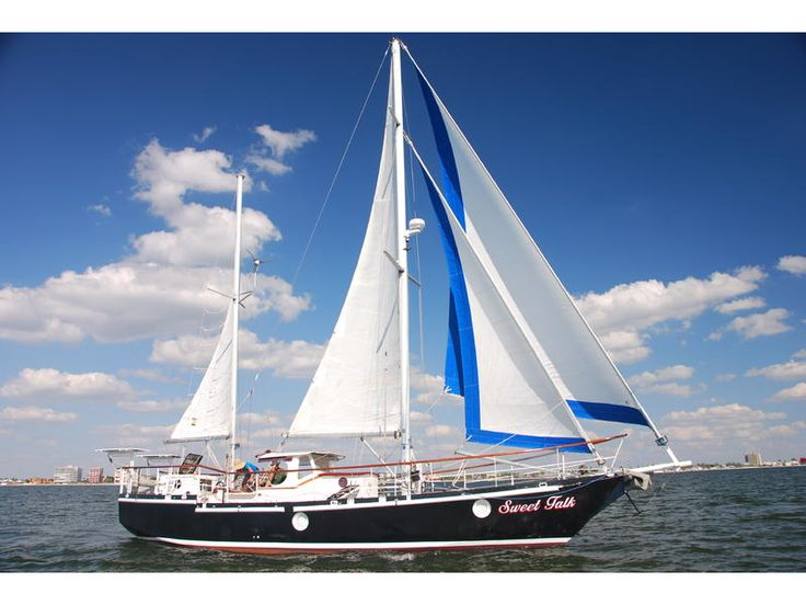 1993 Bruce Roberts Roberts 44 located in Outside United States for sale