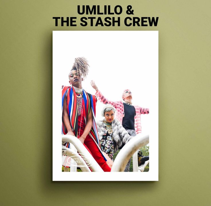 Umlilo & the Stash Crew will be performing on the Forest Day Stage at Littlegig 2018