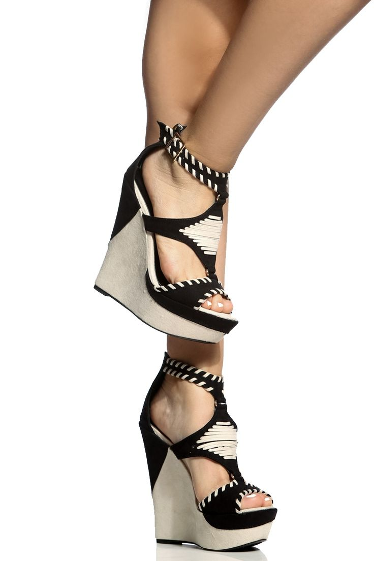 Black Faux Suede Ethnic Wedges @ Cicihot Wedges Shoes Store:Wedge Shoes,Wedge Boots,Wedge Heels,Wedge Sandals,Dress Shoes,Summer Shoes,Spring Shoes,Prom Shoes,Women's Wedge Shoes,Wedge Platforms Shoes,floral wedges