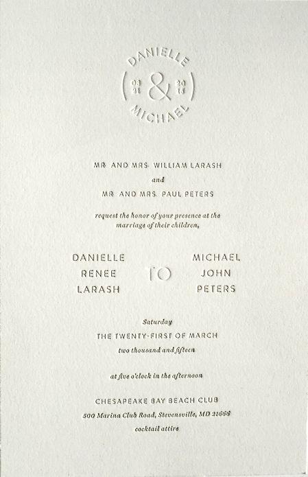 17 Best ideas about Modern Wedding Invitations – Wedding Card Invites