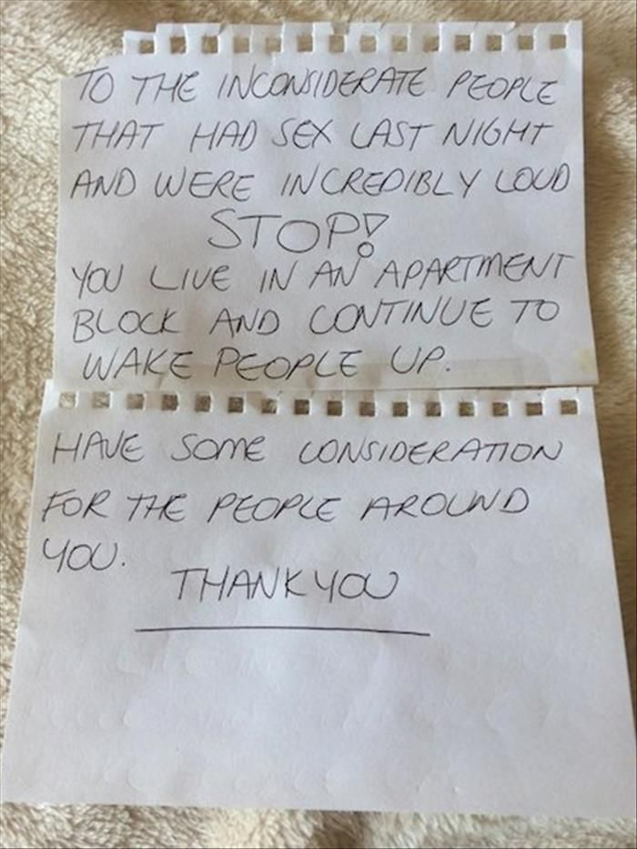 A Neighbors Sex Note Leads To An Unexpected Result  Pics Cheating Neighbor Pinterest