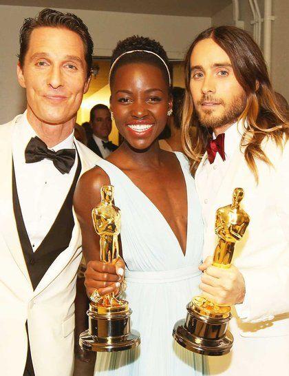 Oscars 2014: Behind the Scenes | ELLE UK