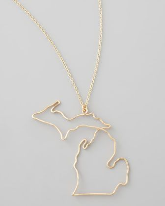 State Pendant - they have them all!