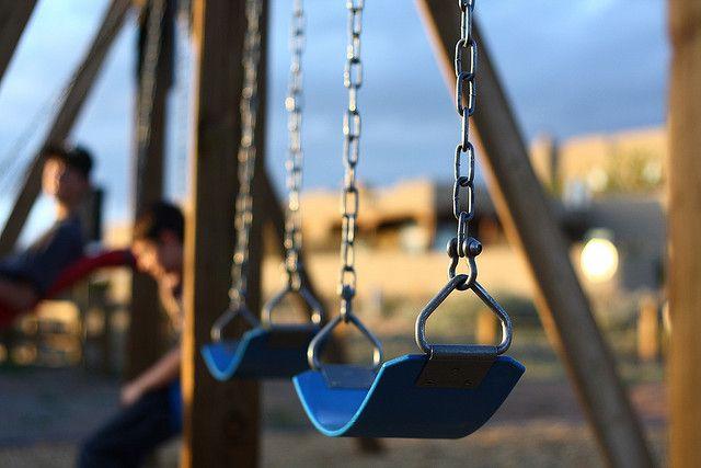 Swings by -Taylor-, via Flickr