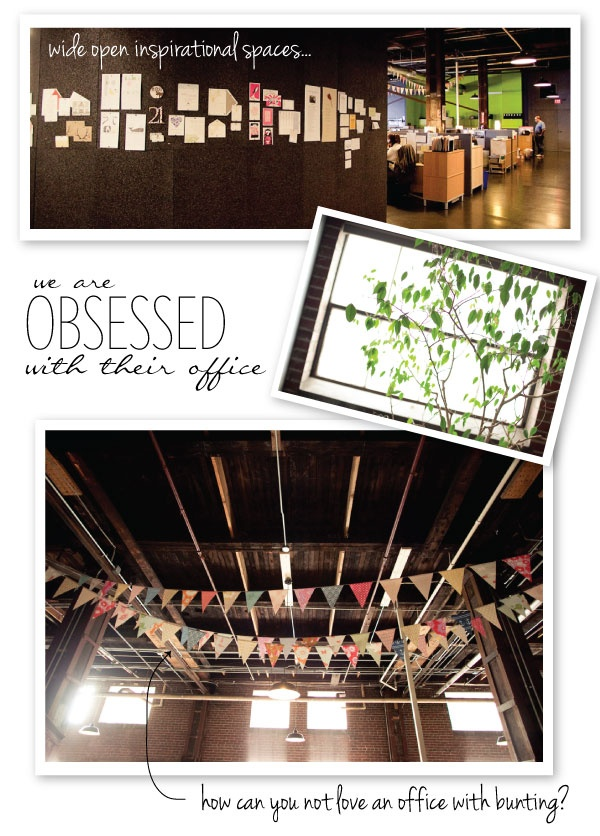 bunting!: Favorite Places, Offices Design, Boxcar Press, Tears Sheet, People Art, To Work